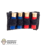 Ammo: DamToys Shotgun Shell Holder w/Shells