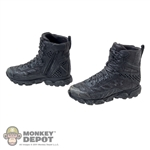 Boots: DamToys Molded Under Armor Boots w/Pegs