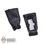 Armor: DamToys Black Cloth Female Forearm Guards