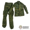 Uniform: DamToys Female Digital Flora BDU's