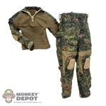 Uniform: DamToys CP Combat Uni (Flecktarn)