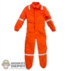Uniform: DamToys Pyrovatex Antistatic Coveralls (Dirty)