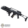Rifle: DamToys G36KSK Rifle w/AG36 Grenade Launcher