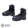 Boots: DamToys Mountain Boot GTX Schwartz