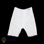 Shorts: DamToys See Through White Underpants