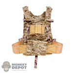 Vest: DamToys AOR1 6094 Slick Plate Carrier