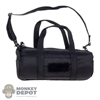 Bag: DamToys Black Duffle Bag