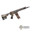 Rifle: DamToys M4 Carbine w/Garmin