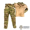 Uniform: DamToys Gen3 Multicam w/BDU Belt