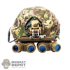 Helmet: DamToys Sentry Ballistic w/Cover, Battery & GPNVG-18