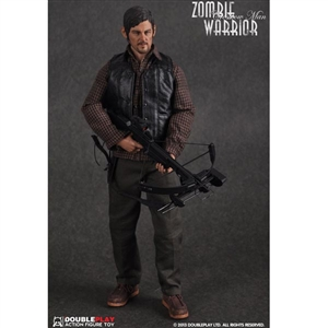 Boxed Figure: Double Play Toys Zombie Warrior