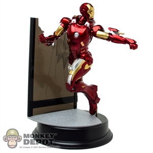 Vignette: Dragon 1/9 Iron Man Mark VII Combat Version (38111)