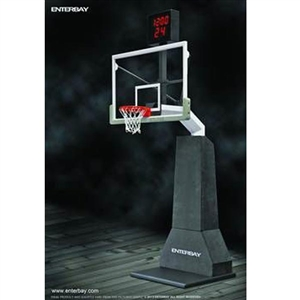 Boxed Accessory: Enterbay 1/6 Basketball Hoop (OR-1002)