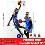 Boxed Figure: Enterbay 1/9 Russell Westbrook