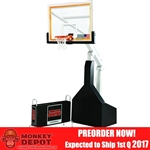 Display: Enterbay 1/9 Scale NBA Basketball Hoop (MDSO)