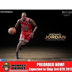 Boxed Figure: Enterbay 1/9 Scale Michael Jordan (MM- 1207)