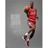 Boxed Figure: Enterbay Rookie Michael Jordan - Limited Edition (MIV-1704)