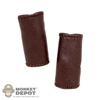 Cover: EnToys Brown Leatherlike Elbow Sleeves