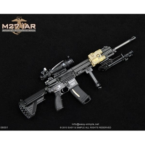 Easy & Simple USMC M-27 IAR (Infantry Automatic Rifle) (06001)
