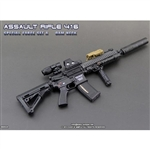 Easy & Simple Assault Rifle 416 Special Force Set (06002A)