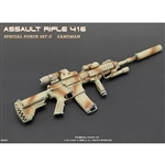 Easy & Simple Assault Rifle 416 Special Force Set Sandman (06002C)