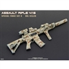 Easy & Simple Assault Rifle 416 Special Force Set Killer (06002D)