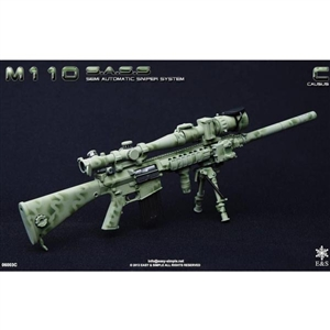Easy & Simple M-110 Semi Automatic Sniper System Causus (06003C)