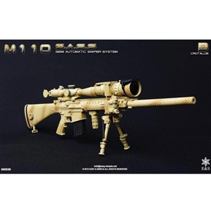 Easy & Simple M-110 Semi Automatic Sniper System Crotalus (06003B)