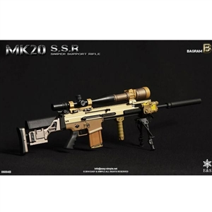 Easy & Simple MK20 Sniper Support Rifle Set B Bagram (06004B)