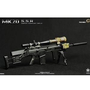 Easy & Simple MK20 Sniper Support Rifle Set C Puchino (06004C)