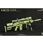 Easy & Simple MK20 Sniper Support Rifle Set E Chapman (06004E)