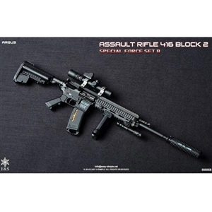 Rifle Set: Easy & Simple 416 Block 2 Set B Argus (06005B)