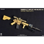 Rifle Set: Easy & Simple 416 Block 2 Set D Pegasus (06005D)