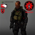 "Boxed Figure: Easy & Simple Z.E.R.T Jameson ""Youngblood"" Deathridge (XP001EX)"