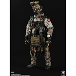 Boxed Figure: Easy & Simple NSWDG MFF Insertion -- High Altitude Military Parachuting (ES-26001)