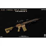 Rifle Set: Easy & Simple KAC 7.62mm Rifle - Gryphon (06006B)