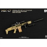 Rifle Set: Easy & Simple MK17 Modular Rifle System Marez (06007B)