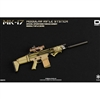 Rifle Set: Easy & Simple MK17 Modular Rifle System Grizzly (06007D)