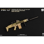 Rifle Set: Easy & Simple MK17 Modular Rifle System Kalsu (06007E)