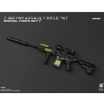 Rifle Set: Easy & Simple 7.62mm Assault Rifle 417 Jaguar (06009F)