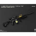 Rifle Set: Easy & Simple 7.62mm Assault Rifle 417 Panther (06009D)