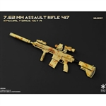 Rifle Set: Easy & Simple 7.62mm Assault Rifle 417 Wildcat (06009A)