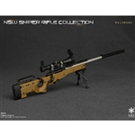 Rifle Set: Easy & Simple NSW Sniper Rifle MK13MOD5 (ES-06010C)