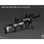 Rifle Set: Easy & Simple NSW Sniper Rifle MK14MOD0 (ES-06010D)