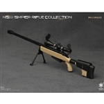 Rifle Set: Easy & Simple NSW Sniper Rifle MK15MOD0 (ES-06010F)