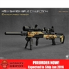 Rifle Set: Easy & Simple NSW Sniper Rifle MK14MOD0 (ES-06010-CD)