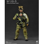 Boxed Figure: Easy & Simple SFOD-D Assault Squadron Leader (26003)