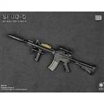 Rifle Set: Easy & Simple SFOD-D Assault Rifle Set B (ES-06011B)