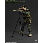 Boxed Figure: Easy & Simple MARSOC MSOT Recon Sniper (26006)