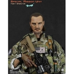 Boxed Figure: Easy & Simple Special Mission Unit Tier 1 Operator - Bragg (26007A)